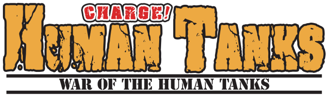 War of the Human Tanks English Logo