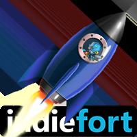 IndieFort Countdown Logo