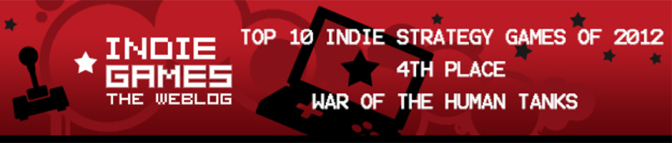 IGTW 4th best strategy game