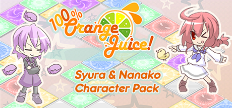 Syura & Nanako Character Pack