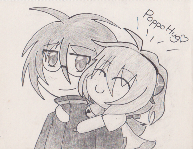 "#12 ""Kai and Poppo BFF"" by Zero Eiyuu"