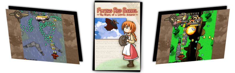 Flying Red Barrel - The Diary of a Little Aviator